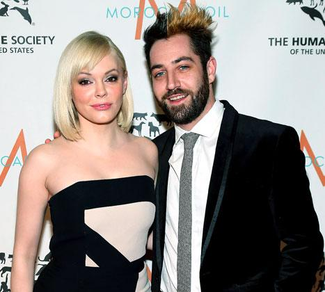 Rose McGowan Marries Davey Detail: All the Details
