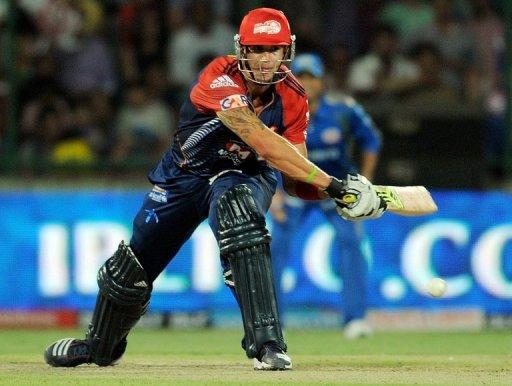 Kevin Pietersen left midway through the league to prepare for England's home series against the West Indies