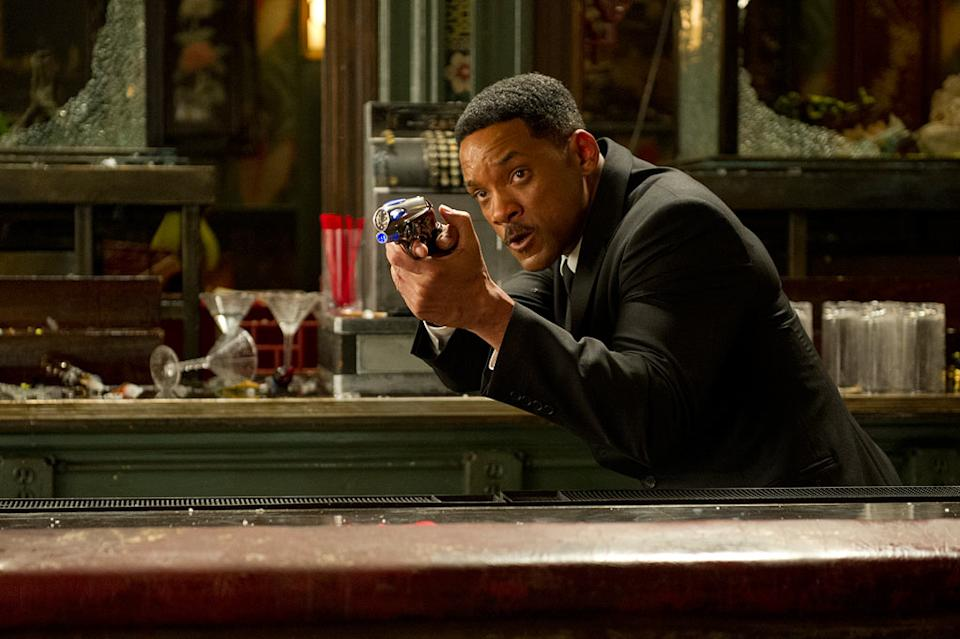"Will Smith in Columbia Pictures' ""Men in Black 3"" - 2012"