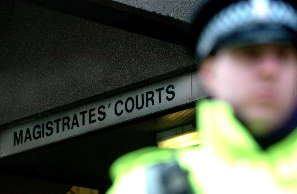 The boy's trial took place at Ipswich Magistrates' Court (PA)