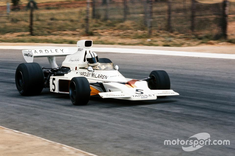 "Denny Hulme, 1973 South African GP<span class=""copyright"">Motorsport.com</span>"