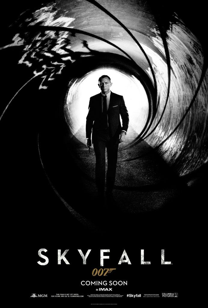 "Daniel Craig as James Bond in MGM/Columbia Pictures' ""Skyfall"" - 2012"
