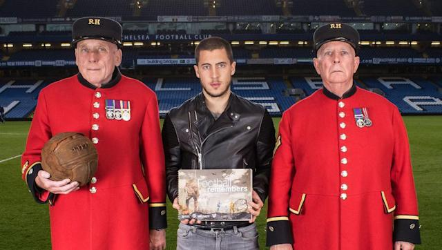 <p>In more recent years, Chelsea have come to simply be known as 'The Blues', but the club's original nickname was 'The Pensioners'. The image of a Chelsea Pensioner adorned the club's first badge in 1905 as a nod to the Royal Chelsea Hospital where army veterans were housed.</p> <br><p>It was wasn't until the 1950s that the pensioner was removed and replaced with a lion, a name by which Chelsea are also occasionally known. The lion is believed to have been influenced by the coat of arms of the Metropolitan Borough of Chelsea, which ceased to exist in 1965. </p>