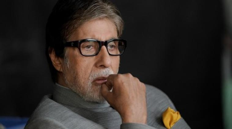 Amitabh Bachchan on Mumbai metro, Mumbai metro news, Mumbai city news, Protest outside Amitabh bachchan's house, Indian express, aarey protests