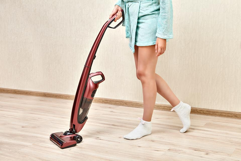 Want to upgrade your vacuum cleaner but are on a budget? We've just found the solution. (Getty Images)