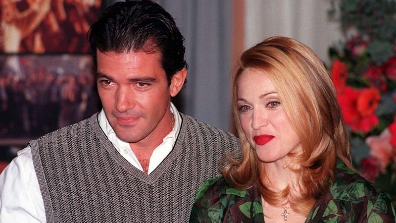 Antonio Banderas Recalls Being Pursued by Madonna in the Early '90s