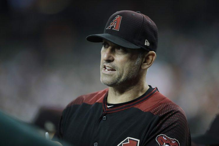 D-backs manager Torey Lovullo (AP)
