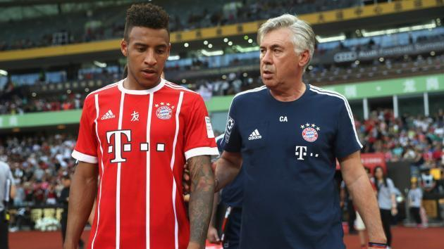 <p>Ancelotti shocked by Bayern's AC Milan thrashing</p>