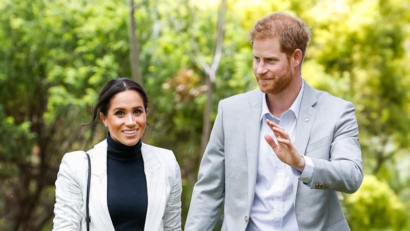 No royal role for Meghan's baby