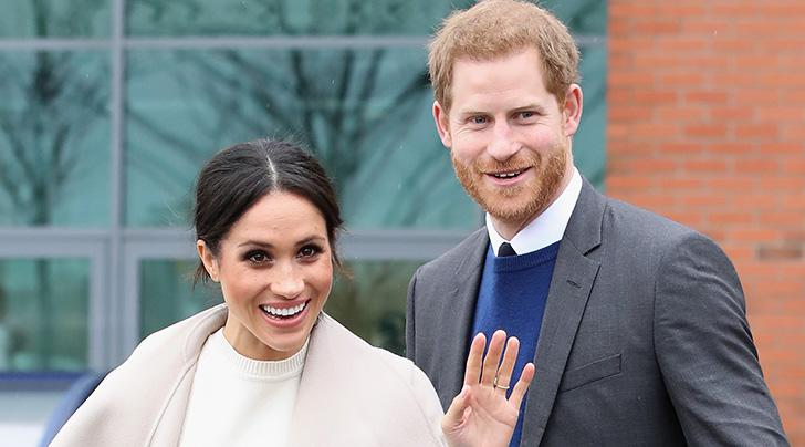 Prince Harry, Duchess Meghan arrive in Ireland for 1st official foreign trip