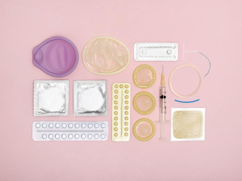 There are more contraception techniques than ever available - and many more in the pipeline [Photo: Getty]