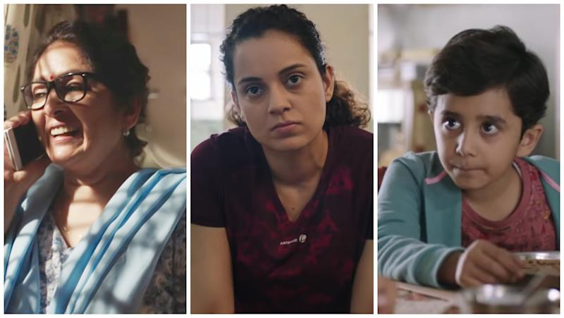 Panga: 5 Moments From Kangana Ranaut's Film That Are Bound To Impress You