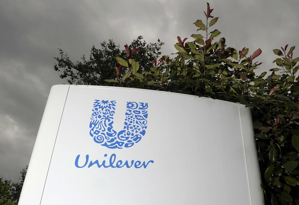 Consumer goods giant Unilever has cut its profit margin outlook as it became the latest firm to warn over the impact of rising global commodity prices (Tim Ireland/PA) (PA Wire)