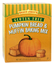 <p>Gluten-free folks should be able to enjoy pumpkin baked goods too. This mix works for making loaves of bread or muffins.</p>