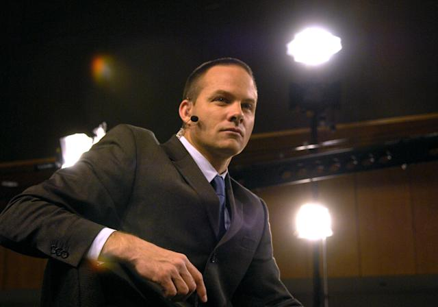 Eric Wynalda has confirmed he will run for U.S. Soccer president. (Getty)