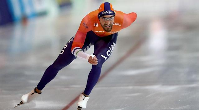 "<p>With the 2018 Winter Olympics in PyeongChang, South Korea fast approaching, here's everything you need to know about speed skating.</p><p>The Olympics begin Thursday, Feb. 8 and conclude Sunday, Feb. 25. Speed skating will be contested from Feb. 10 to 24 with medals on the line for 14 different events. At the 2014 Olympics in Sochi, the Netherlands won eight out of 12 available gold medals but did manage to claim a medal in every event.</p><p>Check out the full speed skating schedule <a href=""https://www.si.com/olympics/2017/10/20/2018-winter-olympics-speed-skating-schedule"" rel=""nofollow noopener"" target=""_blank"" data-ylk=""slk:here"" class=""link rapid-noclick-resp"">here</a>.</p><p>In December, Sports Illustrated published a <a href=""https://www.si.com/olympics/2017/12/20/2018-winter-olympics-rookies-guide-speed-skating-pyeongchang"" rel=""nofollow noopener"" target=""_blank"" data-ylk=""slk:Rookie's Guide to Speed Skating"" class=""link rapid-noclick-resp"">Rookie's Guide to Speed Skating</a> with information about the background, selection process, rules and format of the sport. I challenge you to read that guide and not want to watch speed skating at this year's Olympics. The competition is going to be a lot of fun.</p><p>In the January 29-February 5 Olympic Preview issue of <em>Sports Illustrated</em>'s magazine, our expert Brian Cazeneuve gave his medal predictions. Here are his picks for speed skating:</p><h3>Speedskating</h3><h3><b>MEN</b></h3><p><strong>500 Meters</strong></p><p>Gold: Ronald Mulder, Netherlands</p><p>Silver: Kai Verbij, Netherlands</p><p>Bronze: Håvard Holmefjord Lorentzen, Norway</p><p><em>Mulder's twin, Michel, won the 500-meter long-track event in Sochi and came in third at 1,000 meters.</em></p><p><strong>1,000 Meters</strong></p><p>Gold: Kjeld Nuis, Netherlands</p><p>Silver: Kai Verbij, Netherlands</p><p>Bronze: Vincent De Haître, Canada</p><p><em>De Haître was Canada's 1,000-meter track cycling champ in 2013.</em></p><p><strong>1,500 Meters</strong></p><p>Gold: Denis Yuskov, Russia</p><p>Silver: Koen Verweij, Netherlands</p><p>Bronze: Kjeld Nuis, Netherlands</p><p><em>Born in Moscow, Yuskov, who thought he was going to soccer practice at his first training session, grew up in Moldova.</em></p><p><strong>5,000 Meters</strong></p><p>Gold: Sven Kramer, Netherlands</p><p>Silver: Ted-Jan Bloemen, Canada</p><p>Bronze: Nicola Tumolero, Italy</p><p><em>Dual citizen Bloemen is a Dutch native.</em></p><p><strong>10,000 Meters</strong></p><p>Gold: Sven Kramer, Netherlands</p><p>Silver: Jorrit Bergsma, Netherlands</p><p>Bronze: Patrick Beckert, Germany</p><p><em>Kramer's girlfriend, Naomi van As, won two Olympic golds in field hockey.</em></p><p><strong>Team Pursuit</strong></p><p>Gold: Netherlands</p><p>Silver: Norway</p><p>Bronze: Canada</p><p><em>Dutch skaters won eight of 12 races in Sochi.</em></p><p><strong>Mass Start</strong></p><p>Gold: Lee Seung-hoon, South Korea</p><p>Silver: Joey Mantia, U.S.</p><p>Bronze: Sven Kramer, Netherlands</p><p><em>Mantia twice won Pan-Am Games golds in in-line skating.</em></p><p><b>WOMEN</b></p><p><strong>500 Meters</strong></p><p>Gold: Nao Kodaira, Japan</p><p>Silver: Lee Sang-hwa, South Korea</p><p>Bronze: Arisa Go, Japan</p><p><em>Two-time Olympic champ Lee turns 29 on the day of the closing ceremony.</em></p><p><strong>1,000 Meters</strong></p><p>Gold: Nao Kodaira, Japan</p><p>Silver: Miho Takagi, Japan</p><p>Bronze: Heather Bergsma, U.S.</p><p><em>Bergsma and her Dutch husband, Jorrit, have combined for 23 worlds medals.</em></p><p><strong>1,500 Meters</strong></p><p>Gold: Miho Takagi, Japan</p><p>Silver: Marrit Leenstra, Netherlands</p><p>Bronze: Ireen Wüst, Netherlands</p><p><em>Takagi was a 2010 Olympian at age 15.</em></p><p><strong>3,000 Meters</strong></p><p>Gold: Martina Sábliková, Czech Republic</p><p>Silver: Claudia Pechstein, Germany</p><p>Bronze: Antoinette de Jong, Netherlands</p><p><em>European 3K champ Esmee Visser made the Dutch team only at 5K.</em></p><p><strong>5,000 Meters</strong></p><p>Gold: Martina Sábliková, Czech Republic</p><p>Silver: Natalia Voronina, Russia</p><p>Bronze: Claudia Pechstein, Germany</p><p>Sábliková is a former national cycling champ in the time trial.</p><p><strong>Mass Start</strong></p><p>Gold: Francesca Lollobrigida, Italy</p><p>Silver: Kim Bo-reum, South Korea</p><p>Bronze: Guo Dan, China</p><p><em>The mass start returns to the Olympics after an 86-year layoff.</em></p><p><strong>Team Pursuit</strong></p><p>Gold: Netherlands</p><p>Silver: Japan</p><p>Bronze: Germany</p><p><em>Dutch skaters won 23 medals in Sochi; Poland was next with three.</em></p><h3>Short Track</h3><h3>MEN</h3><p><strong>500 Meters</strong></p><p>Gold: Wu Dajing, China</p><p>Silver: Shaolin Sándor Liu, Hungary</p><p>Bronze: Samuel Girard, Canada</p><p><em>Wu says his sports hero is Michael Phelps.</em></p><p><strong>1,000 Meters</strong></p><p>Gold: Shaolin Sándor Liu, Hungary</p><p>Silver: Wu Dajing, China</p><p>Bronze: Hwang Dae-heon, South Korea</p><p><em>Sándor's girlfriend is Elise Christie.</em></p><p><strong>1,500 Meters</strong></p><p>Gold: Hwang Dae-heon, South Korea</p><p>Silver: Charles Hamelin, Canada</p><p>Bronze: Sjinkie Knegt, Netherlands</p><p><em>In 2014, Knegt became the first Dutch person to win a short-track medal.</em></p><p><strong>5,000-Meter Relay</strong></p><p>Gold: South Korea</p><p>Silver: Canada</p><p>Bronze: Netherlands</p><p><em>The U.S. team could nab a medal.</em></p><h3><b>WOMEN</b></h3><p><strong>500 Meters</strong></p><p>Gold: Choi Min-jeong, South Korea</p><p>Silver: Marianne St-Gelais, Canada</p><p>Bronze: Elise Christie, Great Britain</p><p><em>South Korea has never won gold or silver at 500.</em></p><p><strong>1,000 Meters</strong></p><p>Gold: Choi Min-jeong, South Korea</p><p>Silver: Kim Boutin, Canada</p><p>Bronze: Elise Christie, Great Britain</p><p><em>Christie has dyed her hair a dozen different colors before events.</em></p><p><strong>1,500 Meters</strong></p><p>Gold: Choi Min-jeong, South Korea</p><p>Silver: Shim Suk-hee, South Korea</p><p>Bronze: Kim Boutin, Canada</p><p><em>In 2015, Choi was world champ at age 16.</em></p><p><strong>3,000-Meter Relay</strong></p><p>Gold: South Korea</p><p>Silver: China</p><p>Bronze: Canada</p><p><em>All but five of South Korea's 26 winter golds have come in short track.</em></p><p>Check out Brian's medal predictions for all 102 events in the magazine.</p>"