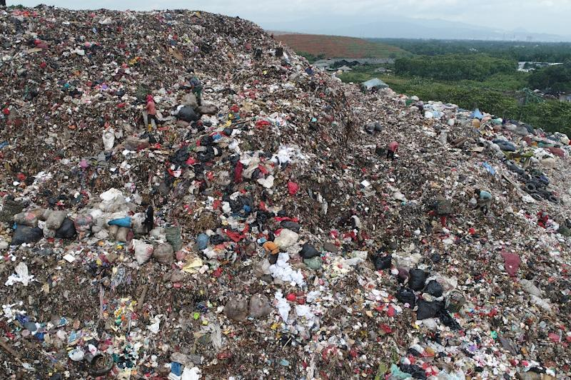 Indonesia is the latest country to return imported rubbish after neighbouring Malaysia vowed to ship back hundreds of tonnes of plastic waste last month