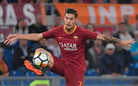 Lorenzo Pellegrini - Credit: Getty Images