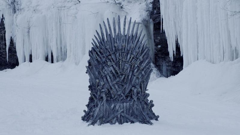 Iron Throne from Game of Thrones | HBO