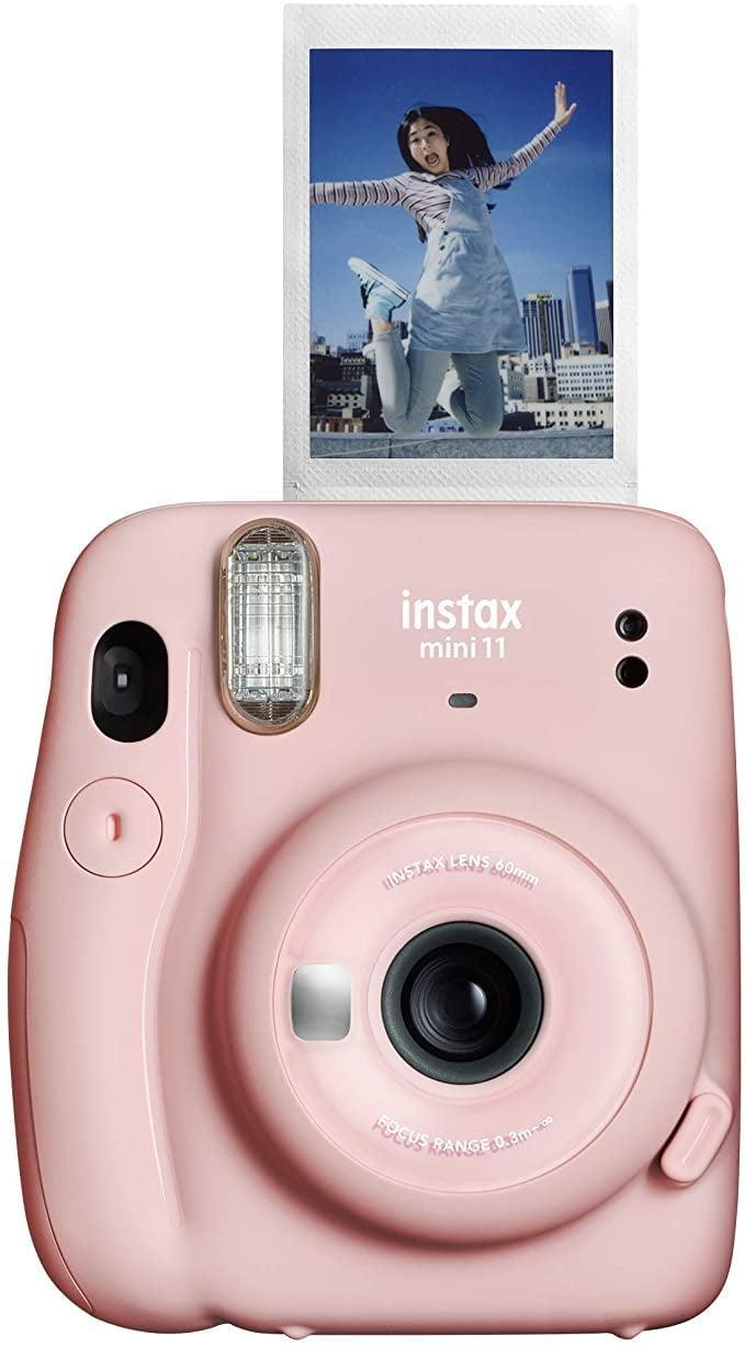 <p>The <span>Fujifilm Instax Mini 11 Instant Camera</span> ($60, originally $70) is such a fun and sentimental way to capture candid moments in real time. The polaroids are such a thoughtful memento friends and family can keep forever. It's a great find for those who want to explore photography beyond an iPhone.</p>