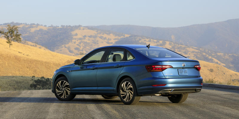 2019 Volkswagen Jetta: Here It Is
