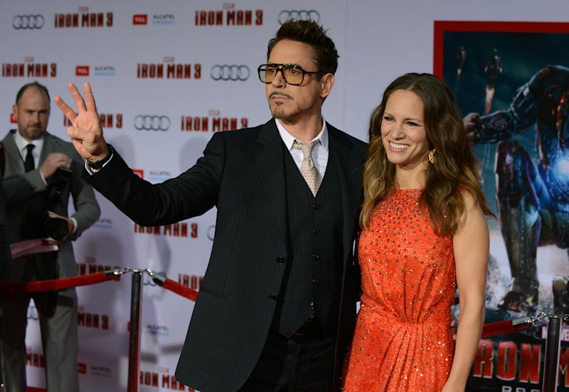 'Iron Man 3' rules world, 'Pain & Gain' takes US