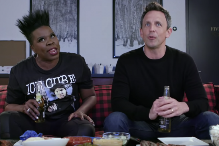 Game of Thrones season 8: Leslie Jones and Seth Meyers react to first episode in hilarious video