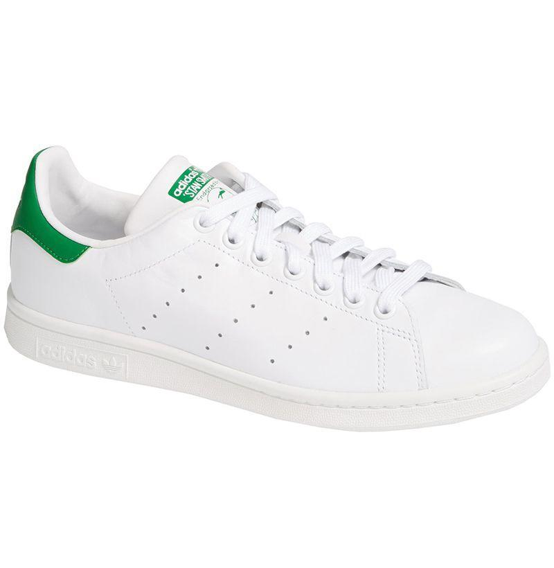 """<p><strong>Adidas</strong></p><p>nordstrom.com</p><p><strong>$80.00</strong></p><p><a href=""""https://go.redirectingat.com?id=74968X1596630&url=https%3A%2F%2Fshop.nordstrom.com%2Fs%2Fadidas-stan-smith-sneaker-men%2F5645095%2Ffull&sref=https%3A%2F%2Fwww.esquire.com%2Flifestyle%2Fg19621074%2Fcool-fathers-day-gifts-ideas%2F"""" rel=""""nofollow noopener"""" target=""""_blank"""" data-ylk=""""slk:Buy"""" class=""""link rapid-noclick-resp"""">Buy</a></p><p>For a dad who loves good footwear—and who might need some extra encouragement to ditch the raggedy old New Balances—Stan Smiths are a pair he can rock this summer.<br></p>"""