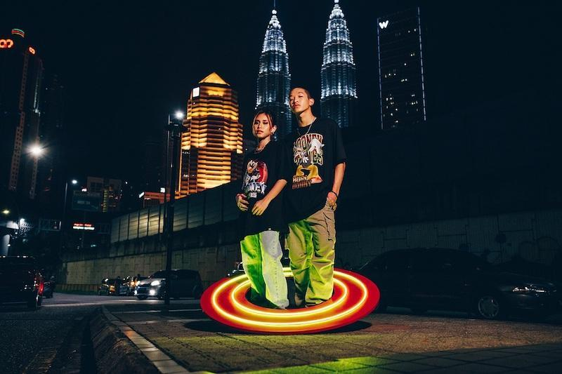 Malaysia meets Hollywood: Pestle & Mortar began discussing the collaboration with Warner Bros. last year. — Picture courtesy of Pestle & Mortar Clothing