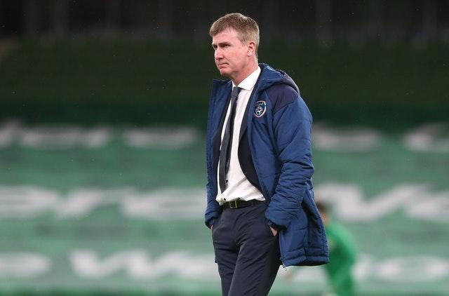 Republic of Ireland head coach Stephen Kenny has overseen five defeats in his eight games to date