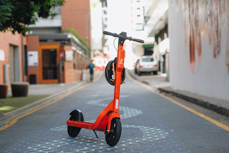 Neuron scooter