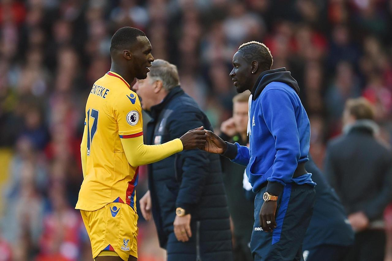 Christian Benteke trying to convince £30m Mamadou Sakho to stay at Crystal Palace