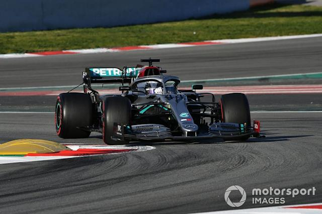 "Lewis Hamilton, Mercedes F1 W11 <span class=""copyright"">Mark Sutton / Motorsport Images</span>"