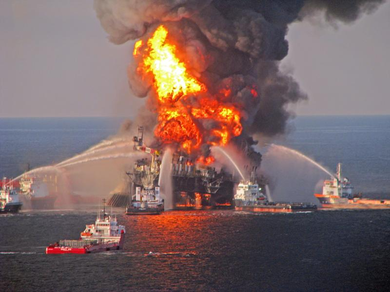FILE- The Deepwater Horizon oil spill was the largest environmental disaster in U.S. history.