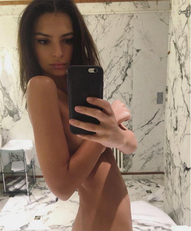 The model and actress has spoken out about body image in the past.