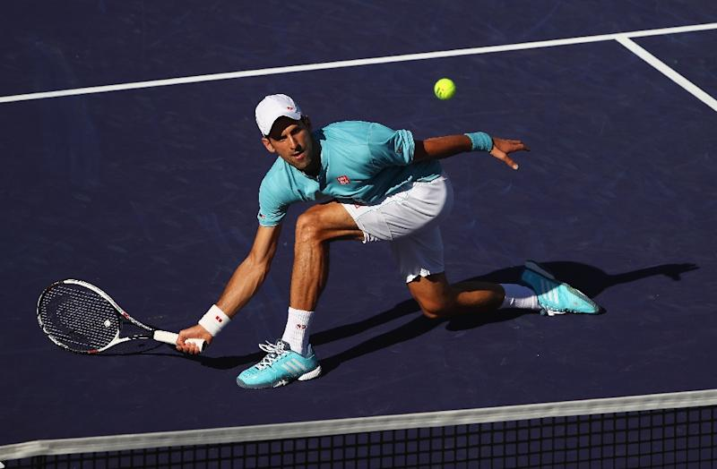 Tennis - Djokovic up first for Serbia in Spain clash