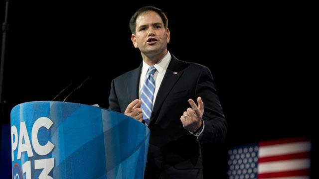 Marco Rubio Denies Being a 'Bigot' or 'Chauvinist'