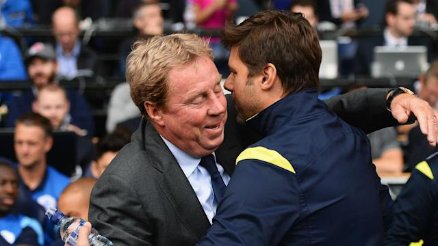 """The potential """"disaster"""" of missing out on the Champions League persuaded Spurs to sack Mauricio Pochettino says Harry Redknapp."""
