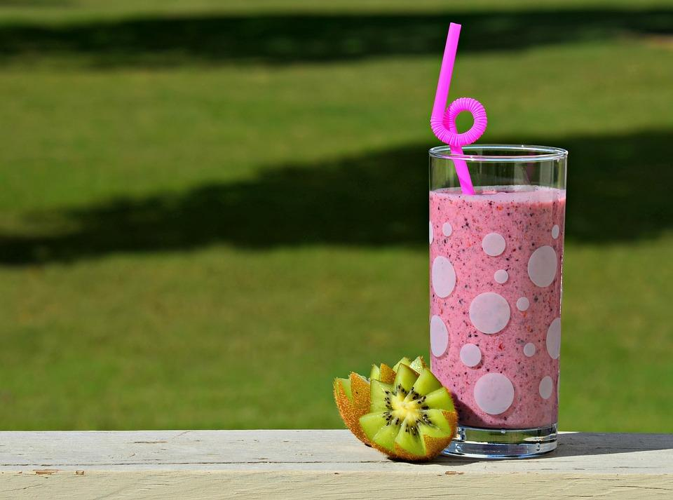 <p>If beating the heat and climate is the agenda, then treat yourself to a healthy, cool beetroot smoothie. In a blender<br /> puree the beetroot. Add some blueberries, a cup of low fat yogurt, 1-teaspoon honey and blend again. You can add a sliced orange or kiwi for garnishing. Image Courtesy- Pixabay </p>