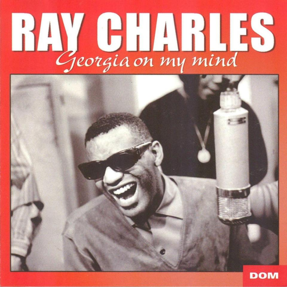 Ray Charles Georgia On My Mind Biggest Male Icons