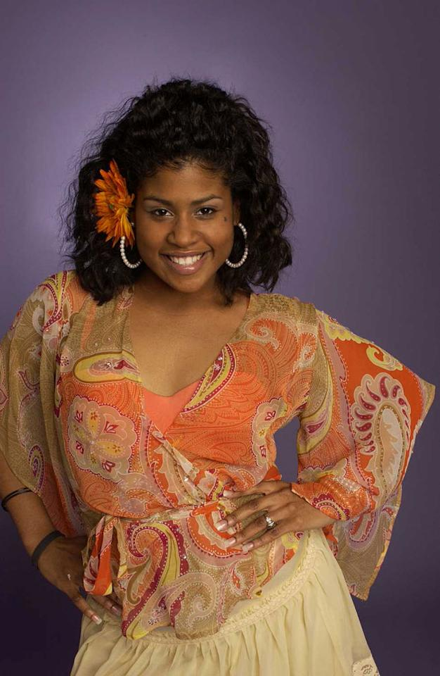 """Aloha Mischeaux is one of the contestants on Season 4 of """"American Idol."""""""