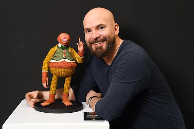 Chris Butler attends a special screening of MISSING LINK at Picturehouse Central on December 08, 2019. (Photo by Dave J Hogan/Getty Images for LAIKA)