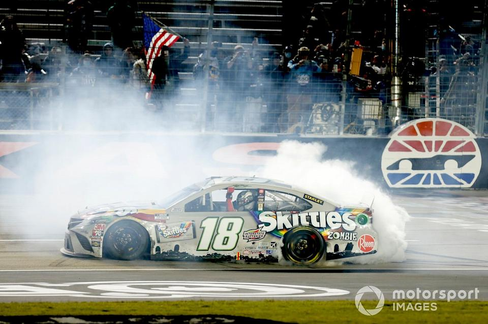 """8. Kyle Busch - 1 win - 8th in points<span class=""""copyright"""">Matthew T. Thacker / NKP / Motorsport Images</span>"""