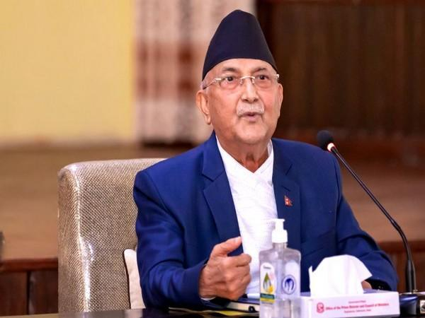 Nepal ruling party chair KP Sharma Oli