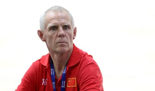 Varnish levelled criticism at former British Cycling technical director Shane Sutton (Martin Rickett/PA)