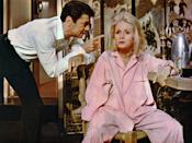 <p>Womanizer Charles is murdered by a jealous husband, only to be reincarnated as a woman in this classic comedy. Tony Curtis and Debbie Reynolds are the stars of this 1964 film, which is worth a watch!</p> <p><span>Watch <strong>Goodbye Charlie</strong> on Amazon Prime Video</span>.</p>
