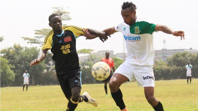 <p>Mathare United bounce back with a win in the 'Slums Derby'</p>