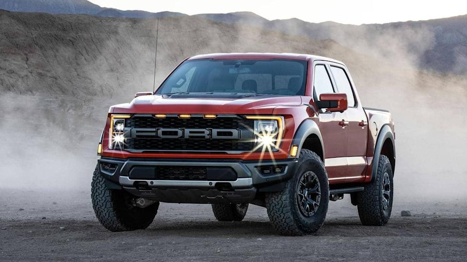 Ford unveils F-150 Raptor performance truck; sale starts this summer