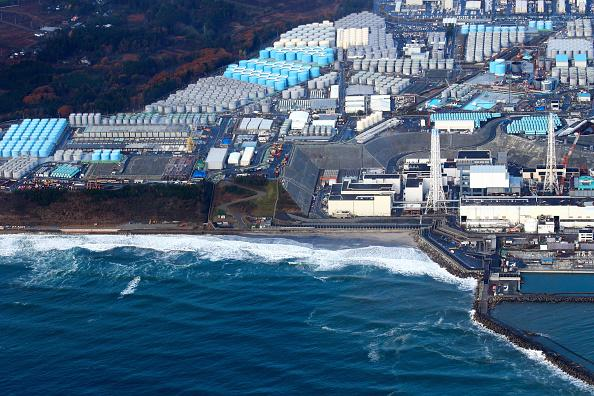 <p>A magnitude-7.4 earthquake hit offshore Fukushima in late November. The quake triggered a tsunami of 1.4 meters. Photo from Getty Images </p>