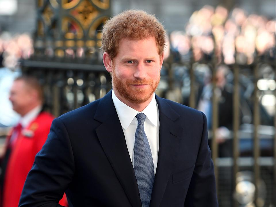 Who is who in Prince Harry's life? (Getty Images)